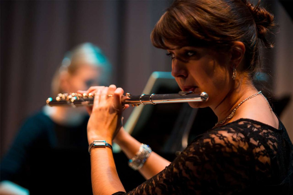 Claire Overbury Flautist - London